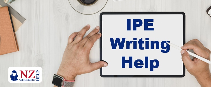 IPE Writing Help