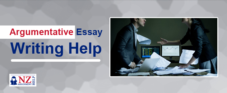 Argumentative Essay Writing Help