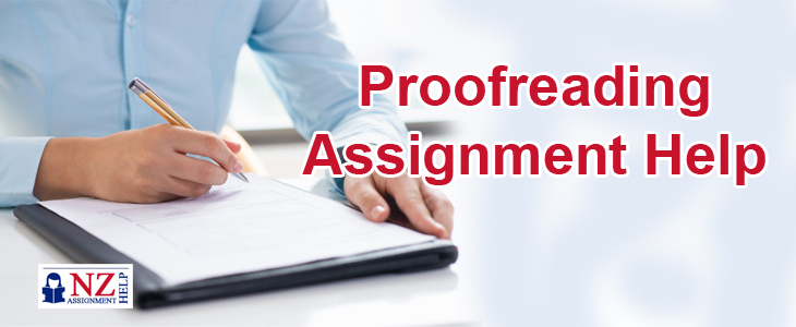 Proofreading Assignment Help