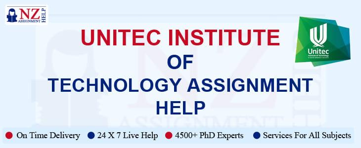Unitec Institute of Technology Assignment Help