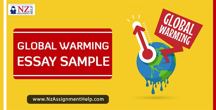 Global Warming Essay Sample