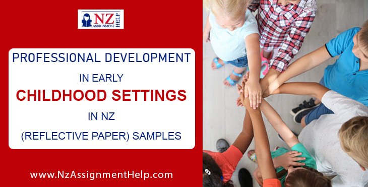 Professional Development in Early Childhood Settings in NZ (reflective paper) Samples