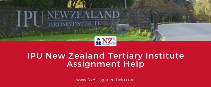 IPU New Zealand Tertiary Institute
