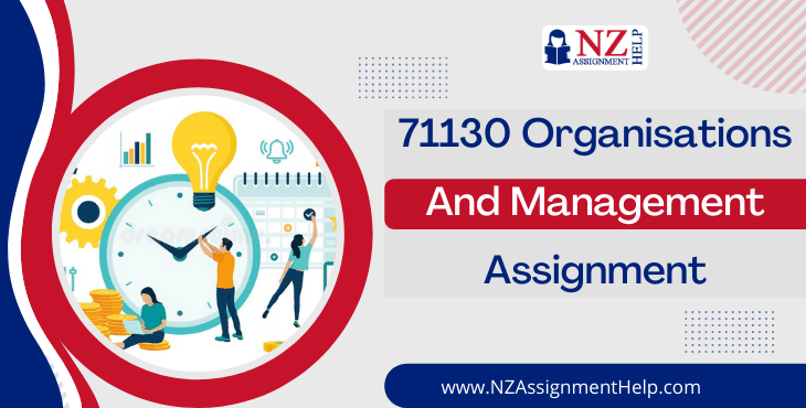 71130 Organisations and Management Assignment