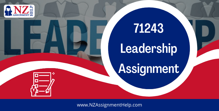 71243 Leadership Assignment Answer