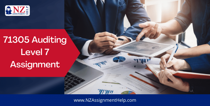 71305 Auditing Level 7 Assignment Answer
