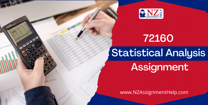 72160 Statistical Analysis Assignment
